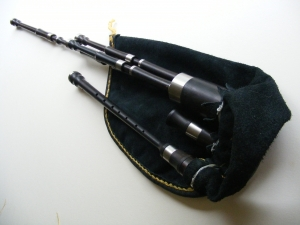 Border pipes, Key of A